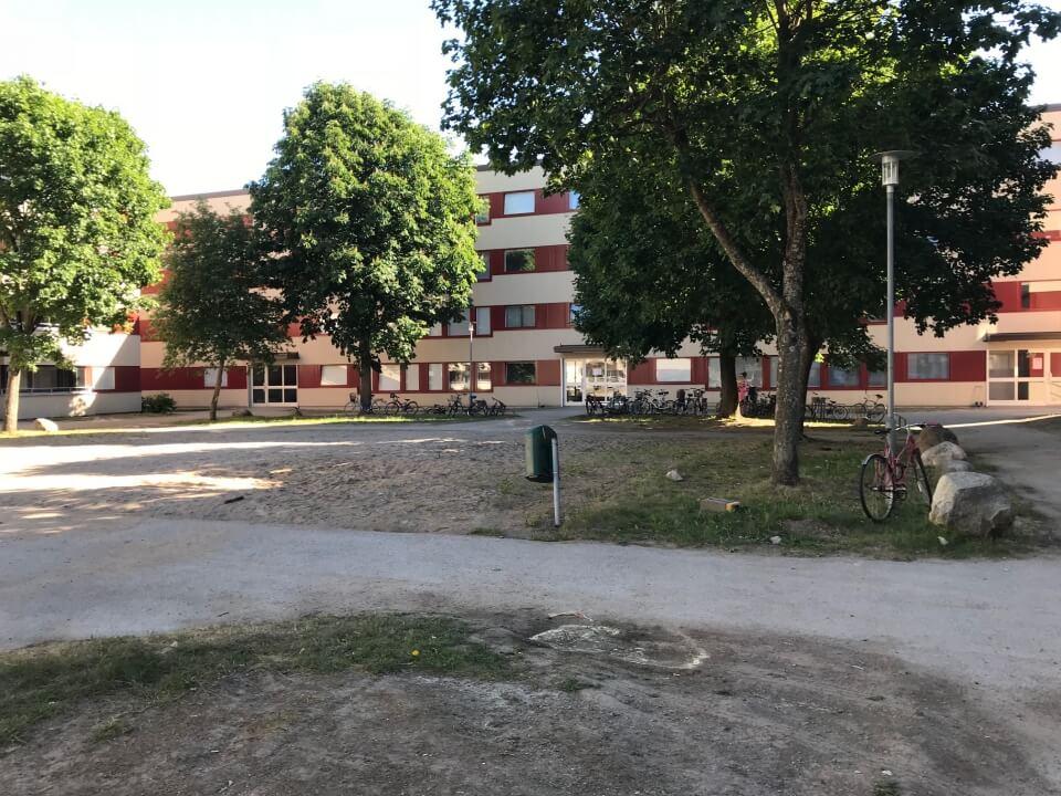 Brf Kyrkbacken (Före renovering)