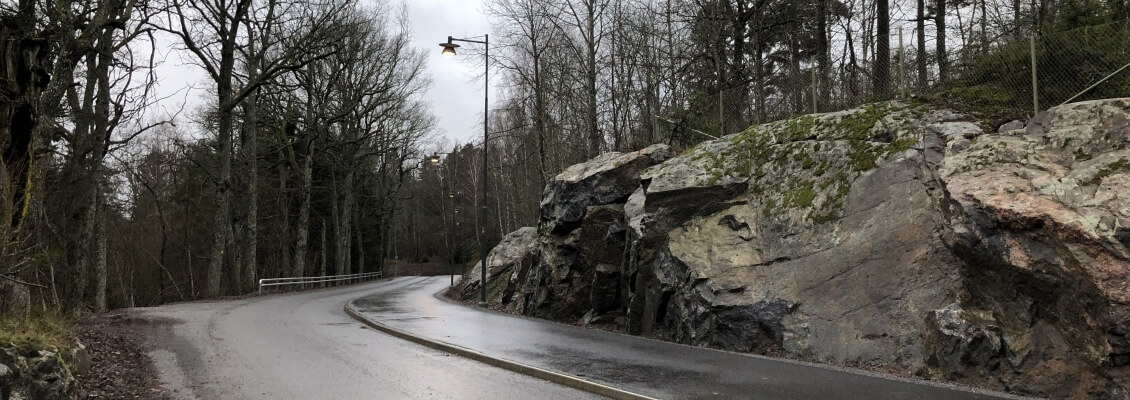 Nyfors, Gammelströmsv.